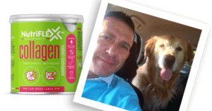 Teddy Loves NutriFlex Anti-Ageing Pet Collagen